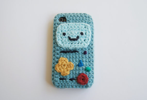 BMO iPhone cover