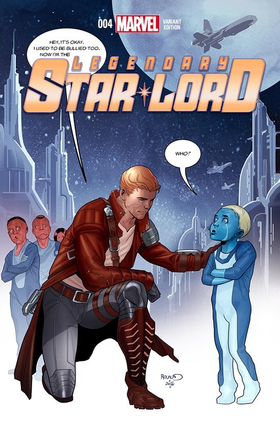 Legendary Star-Lord #4