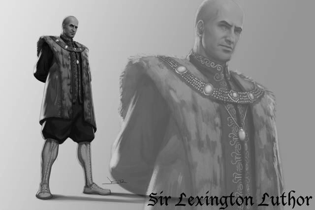 medieval-luthor