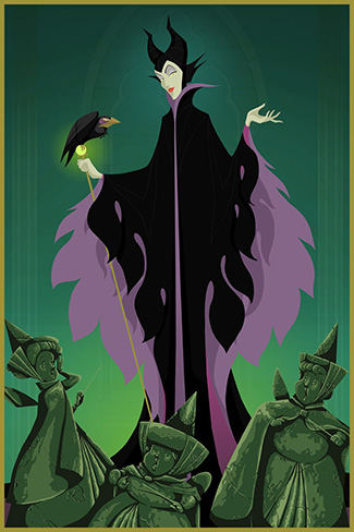 10. And They All Lived Happily Ever After: If the Disney Villains Had Won