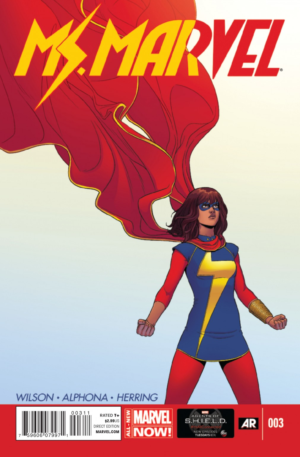 Exclusive Preview: Ms. Marvel #3