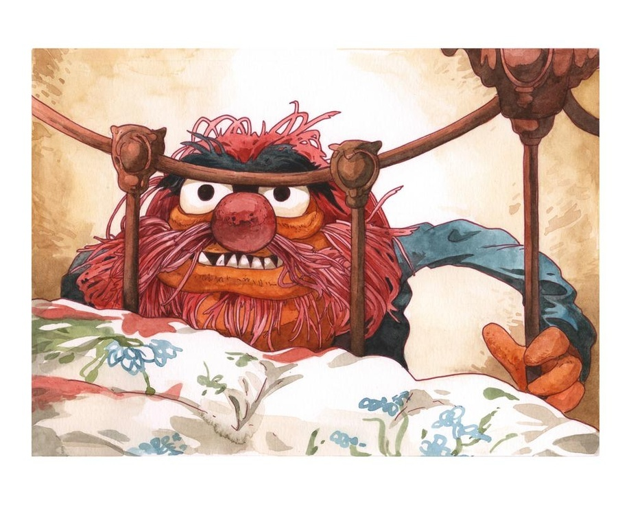 Have You Seen This Muppet?