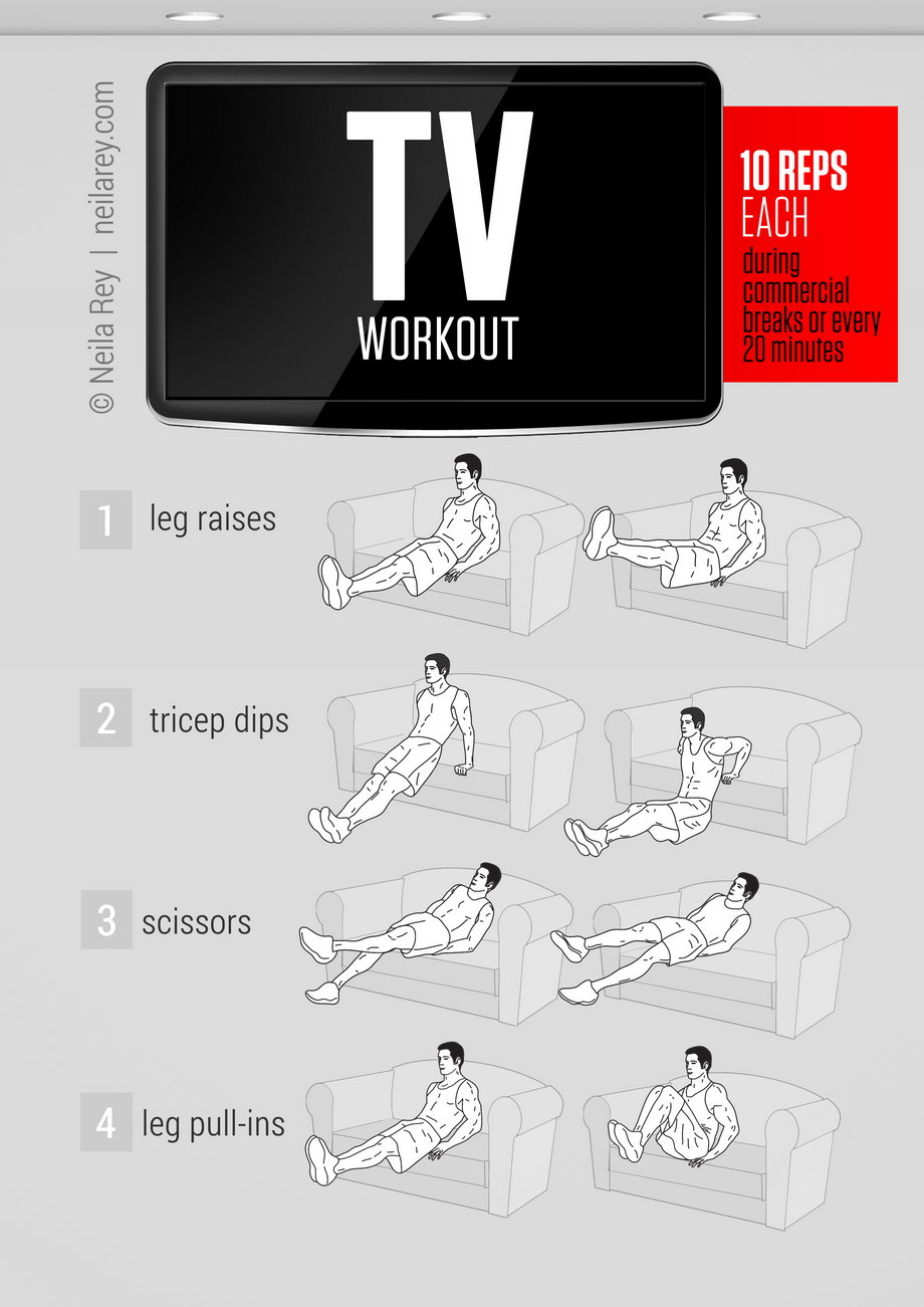 TV Workout