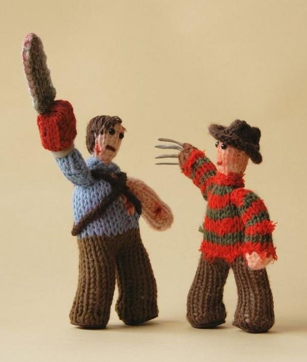 Ash and Freddy