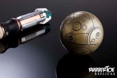 Gallifreyan Wibbly Wobbly Paperweight