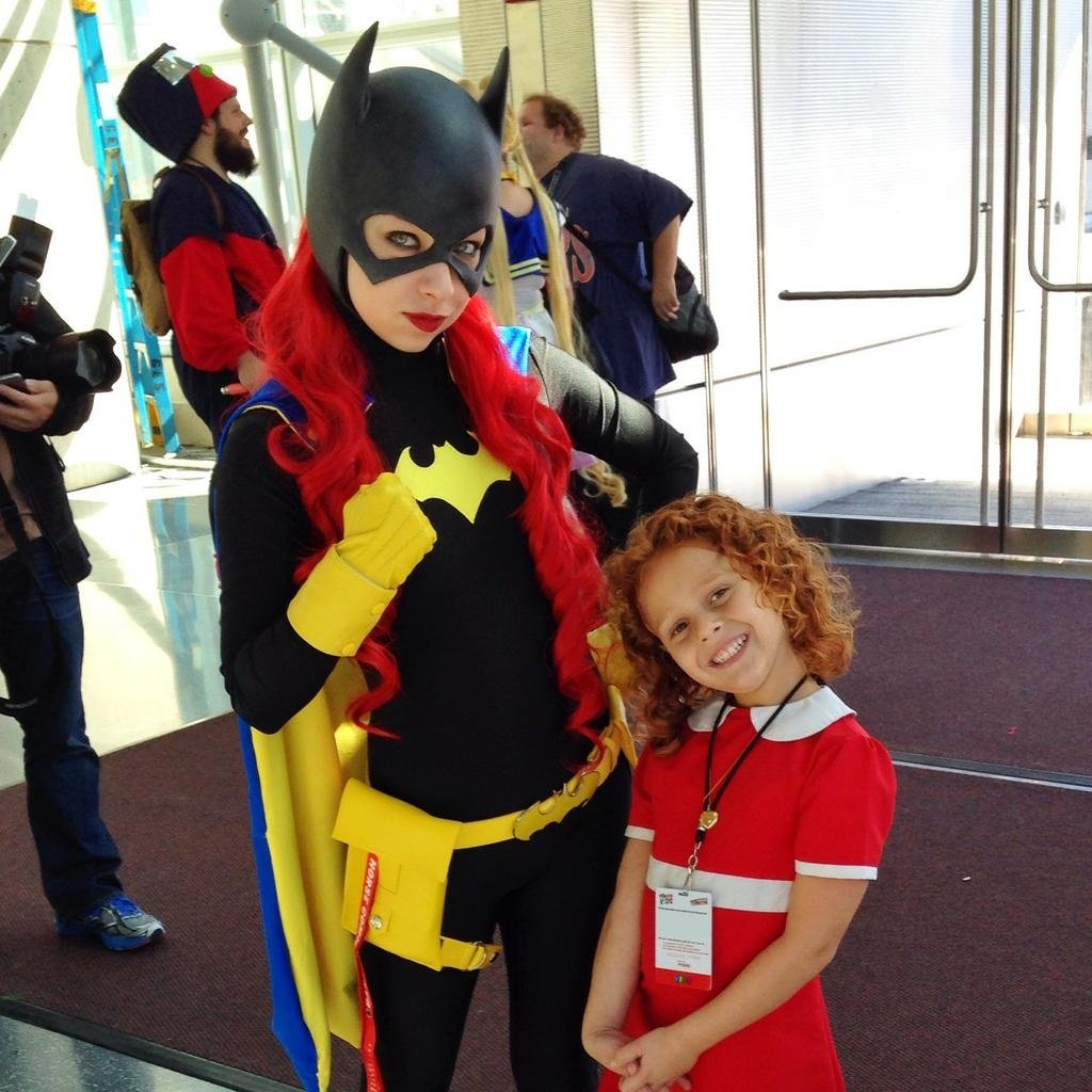 The Best NYCC 2014 Cosplay, Part 1: Cute Kids (And One Dog ...