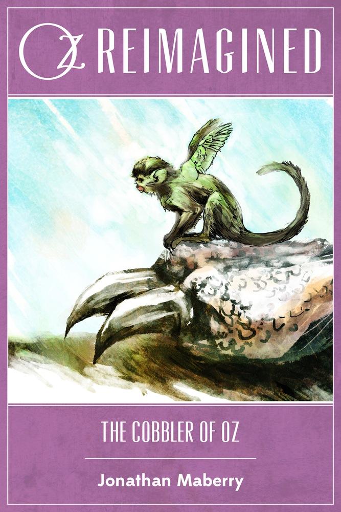 <em>The Cobbler of Oz</em>, Jonathan Maberry