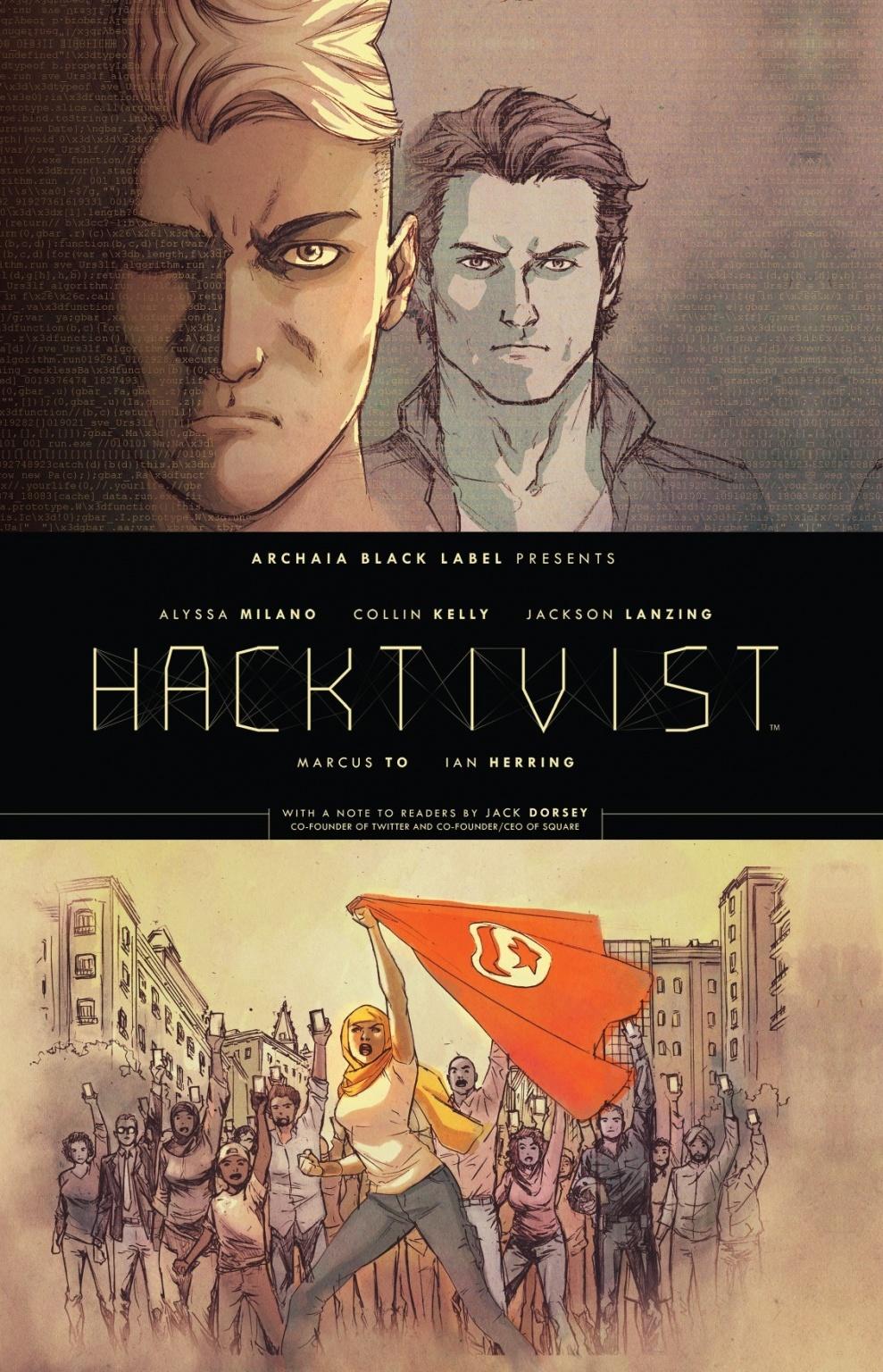 Hacktivist Hardcover