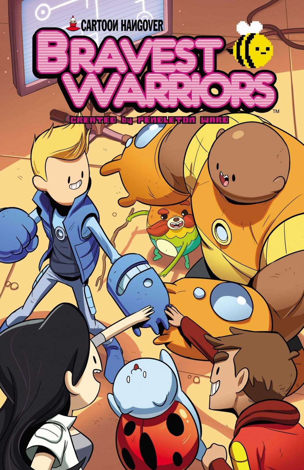 <eM>Bravest Warriors</eM> Vol. 3