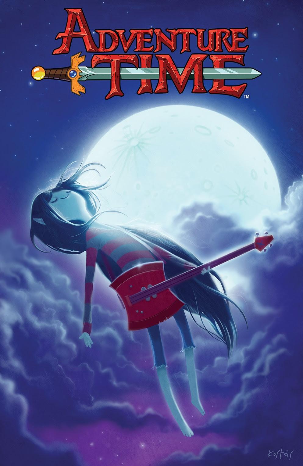 <eM>Adventure Time</eM> #31
