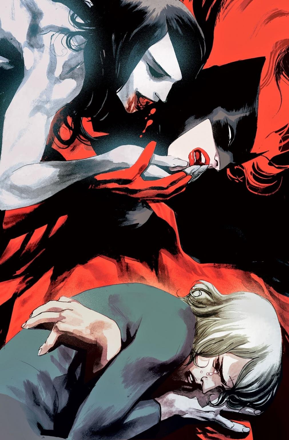 <eM>Batwoman</em> #34