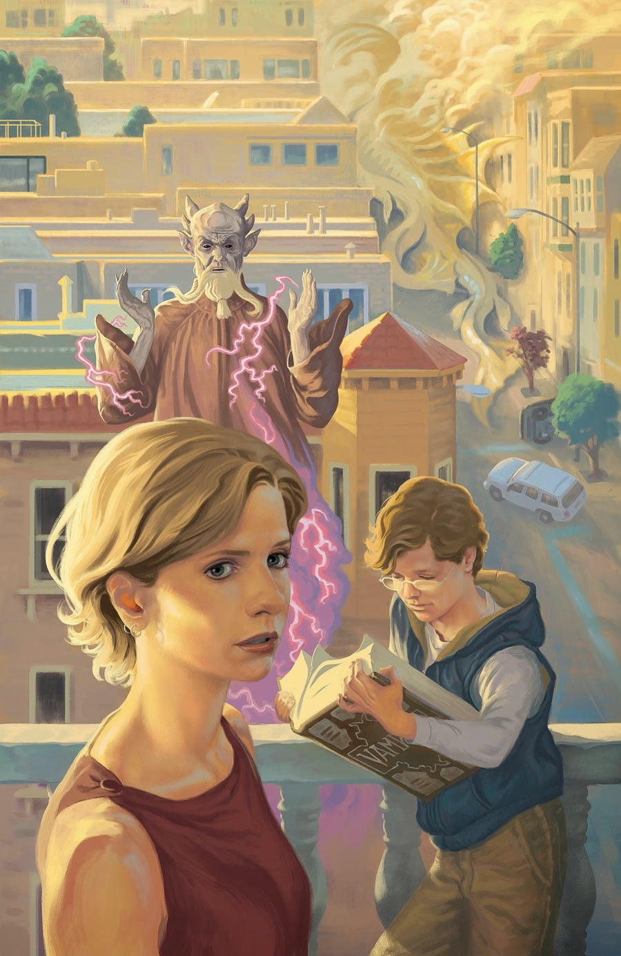 <eM>Buffy the Vampire Slayer: Season 10</eM> #6