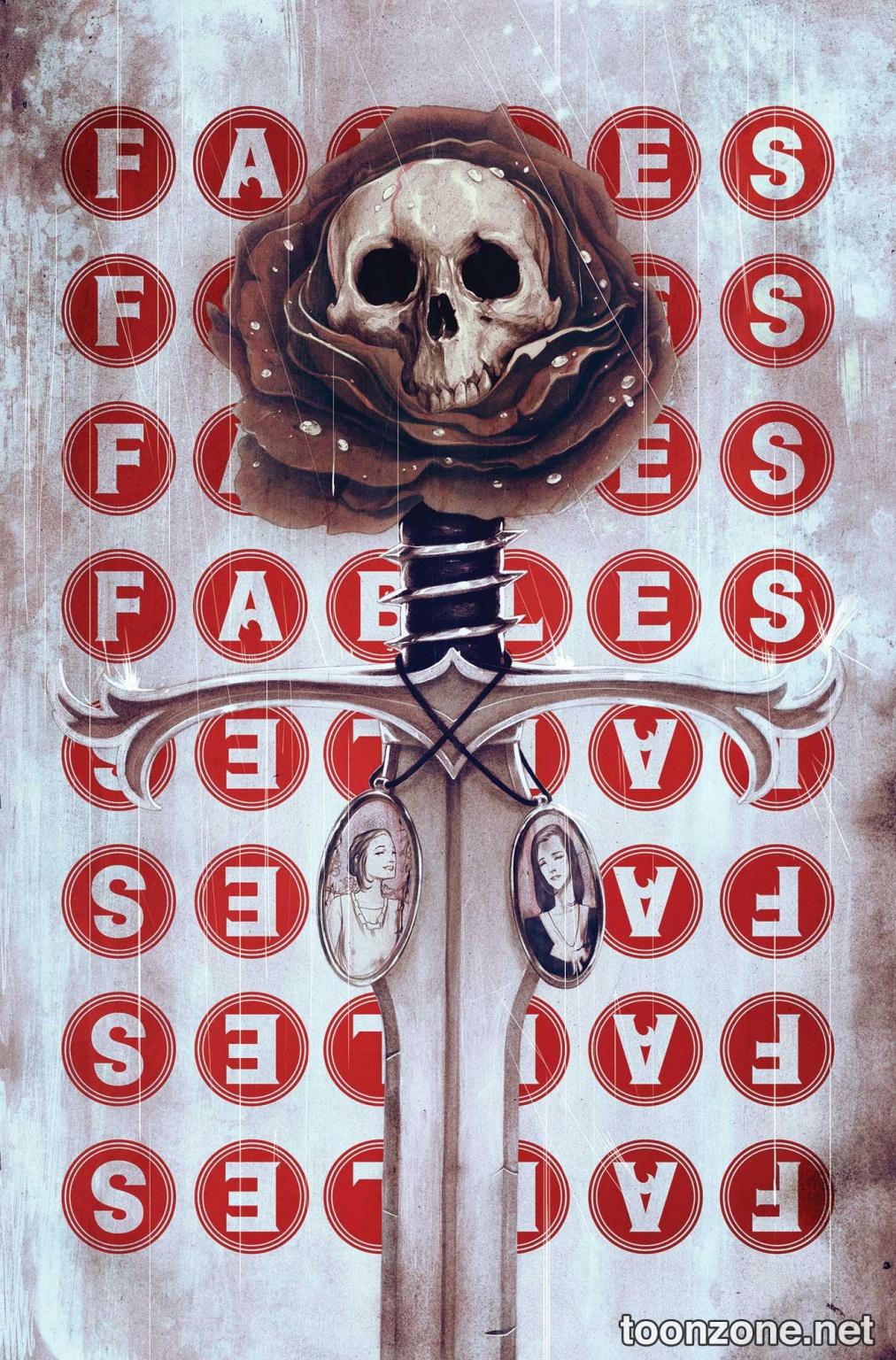 <em>Fables</eM> #143