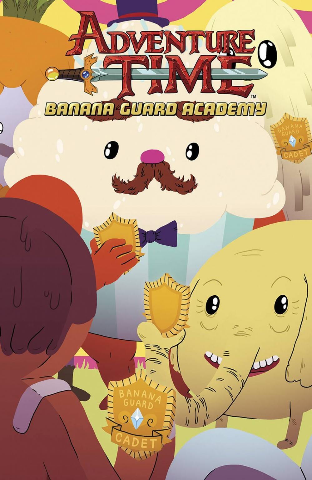 <eM>Adventure Time: Banana Guard Academy</eM> #2 (of 6)