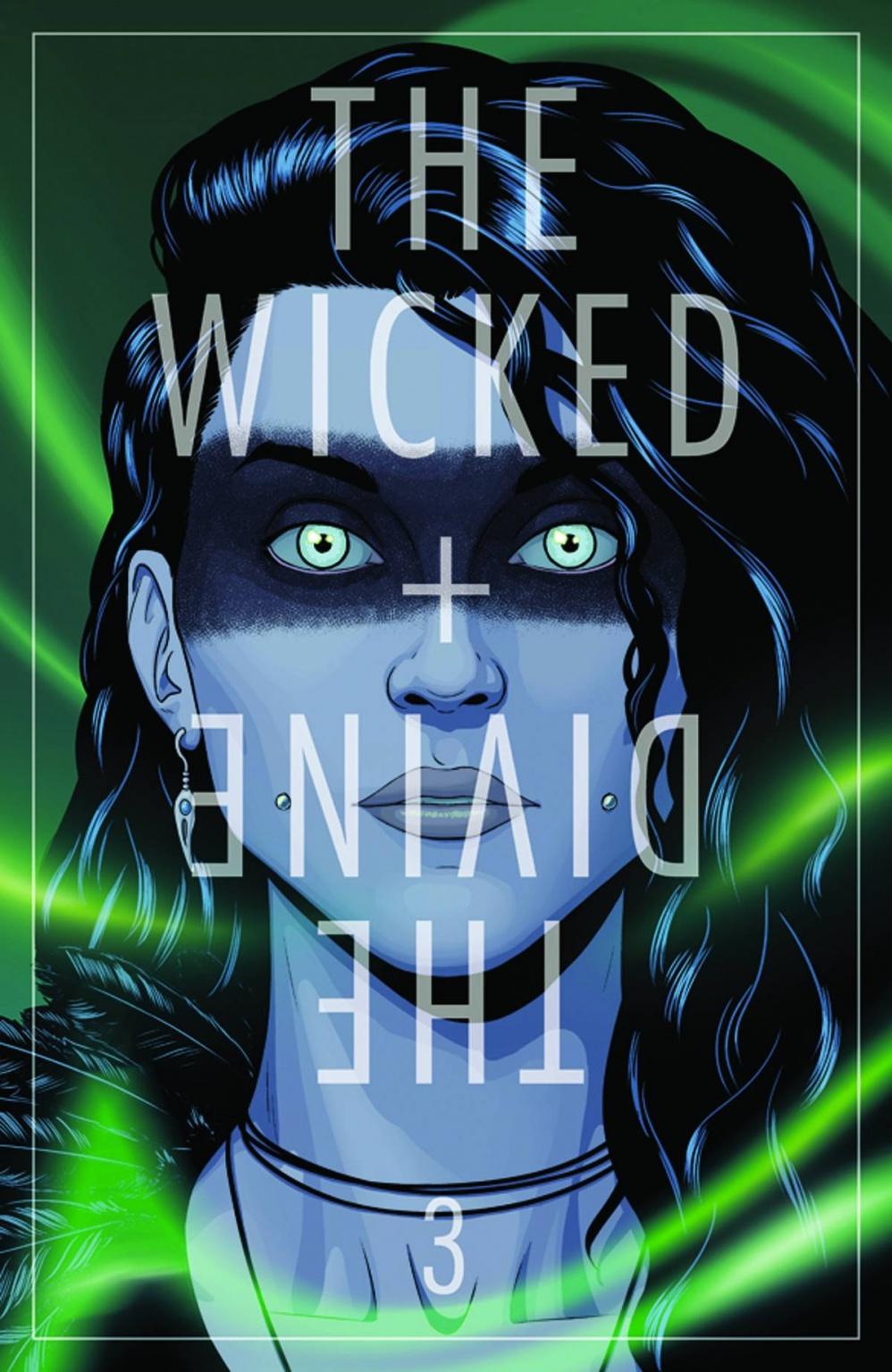 <eM>The Wicked + The Divine</em> #3