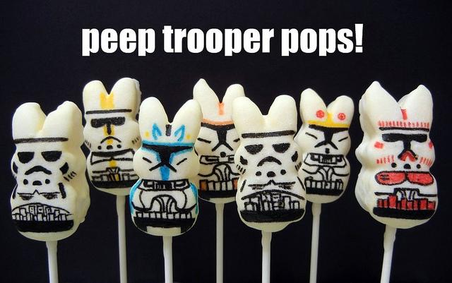 Peep Troopers