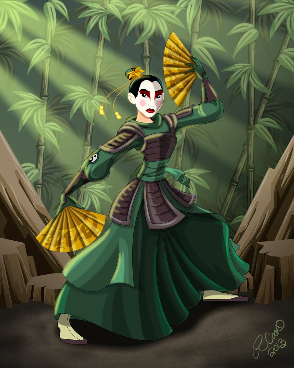 mulan_of_the_kyoshi_warriors_by_racookie3-d69d21l