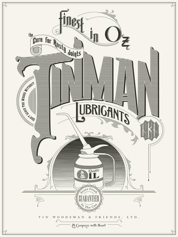 Tin Man Quality Oil