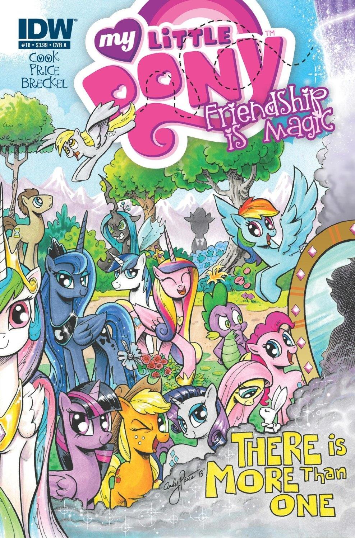 <eM>My Little Pony Friendship is Magic</eM> Vol. 5