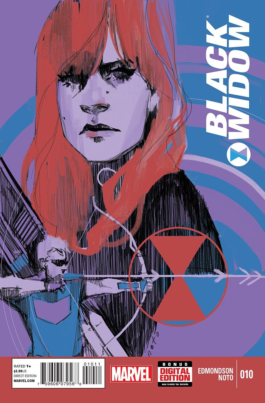 <eM>Black Widow</eM> #10