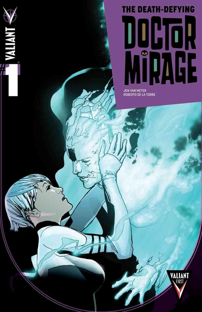 <eM>The Death-Defying Doctor Mirage</eM> #1 (of 5)