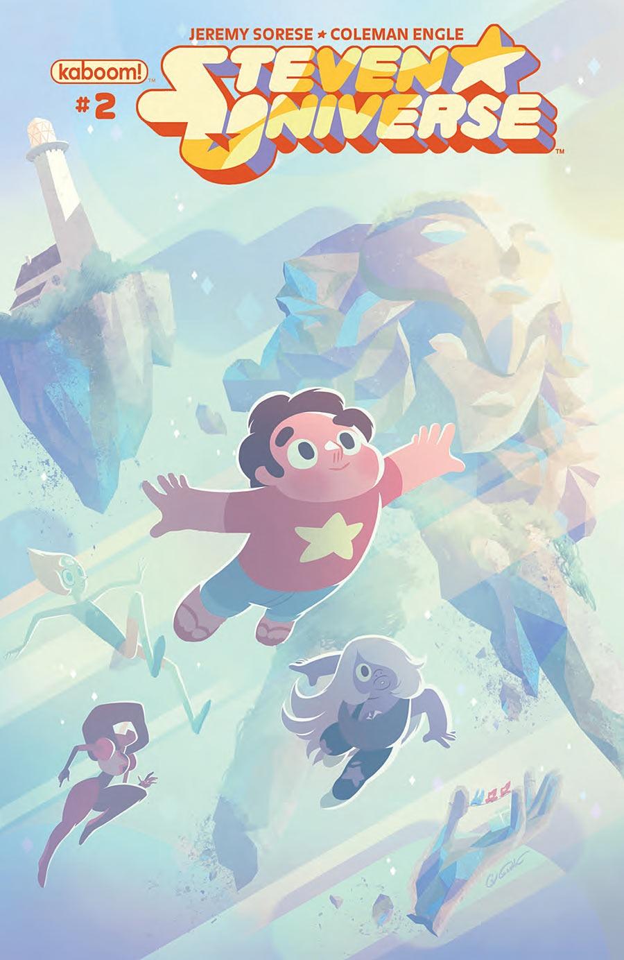 <eM>Steven Universe</eM> #2
