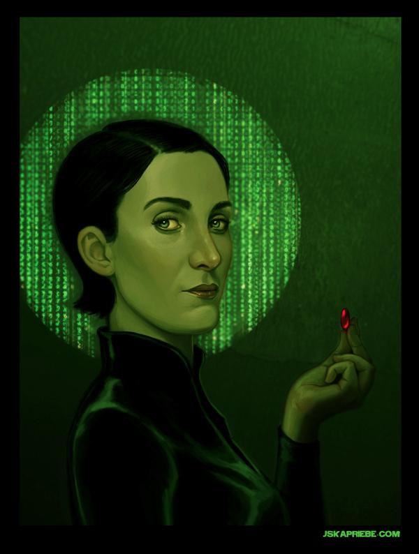 Trinity (<em>The Matrix</em>)