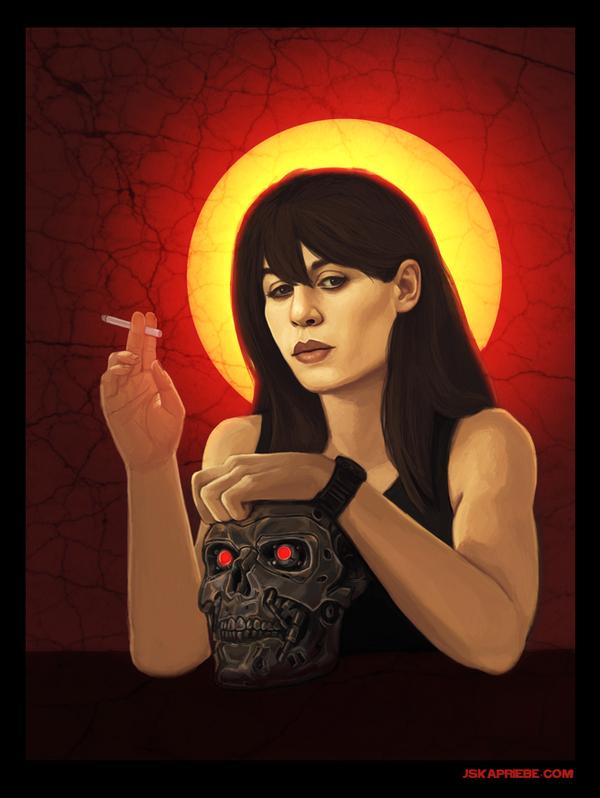 Sarah Connor (<em>Terminator</em>)