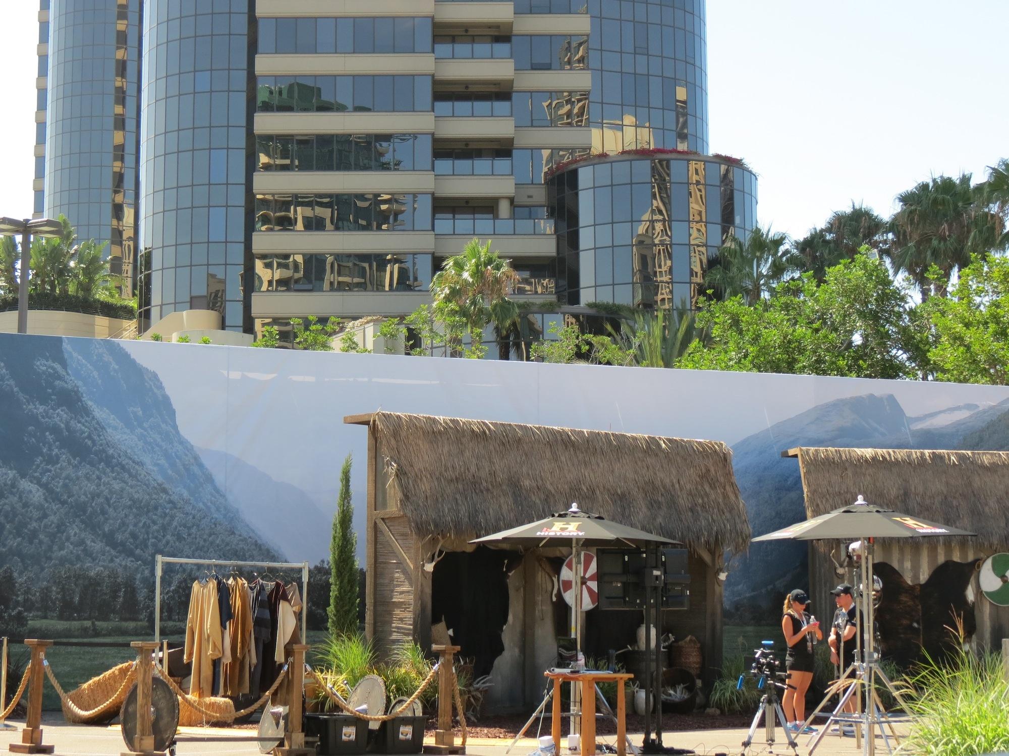 Vikings at Comic-Con!