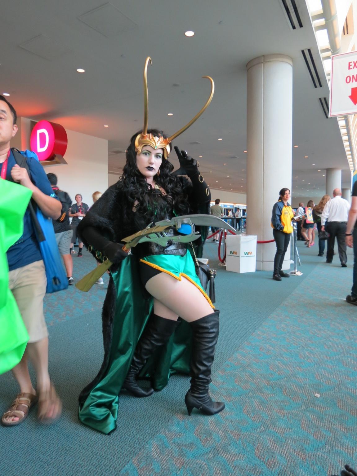 Lady Loki!