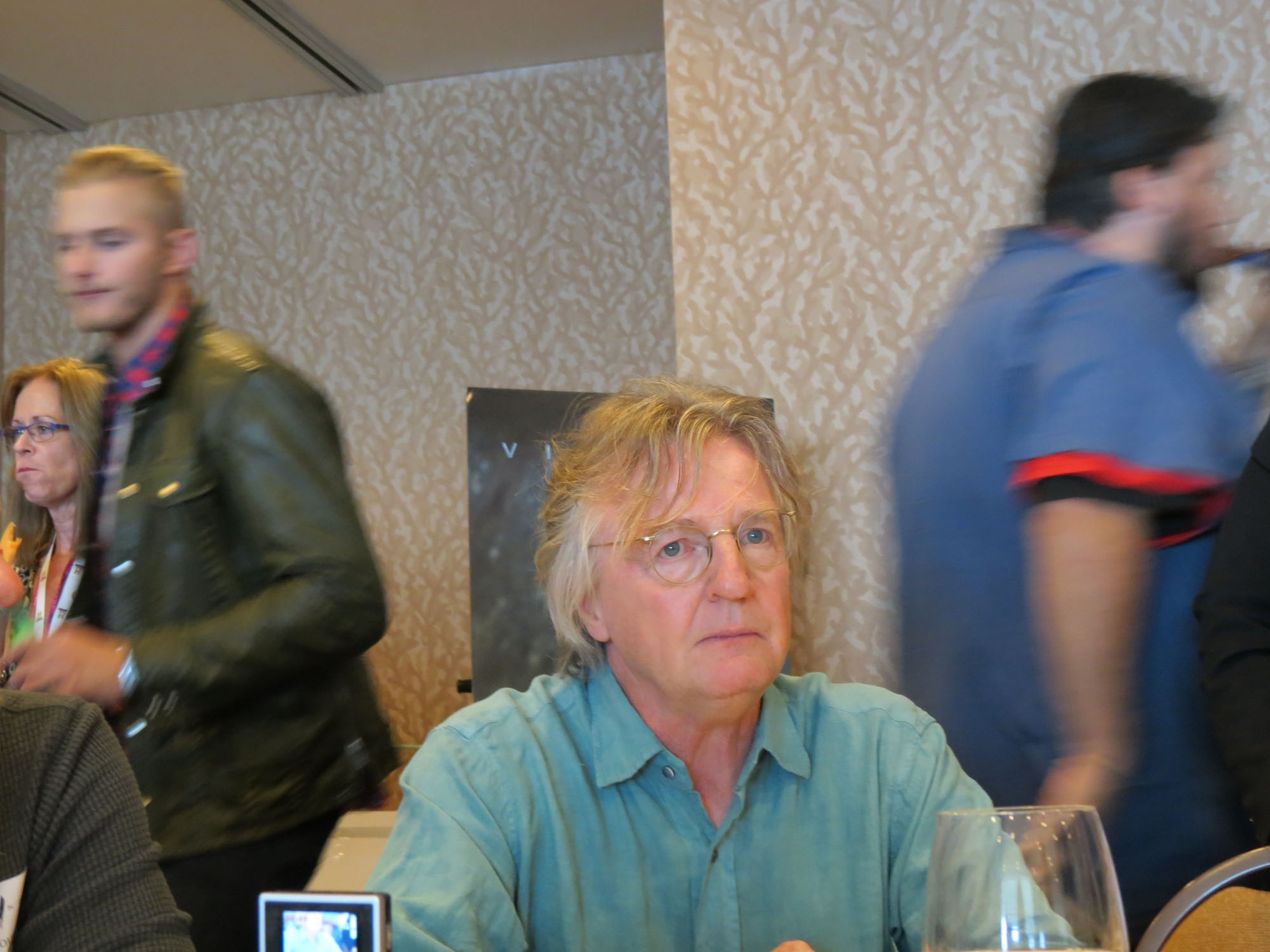 <em>Vikings</em> Producer Michael Hirst