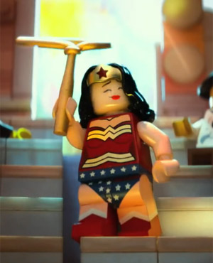 <em>The LEGO Movie</eM> Gets Some Superheroes