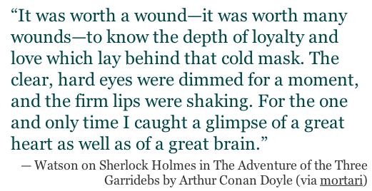 Read: The Complete Sherlock Holmes Canon