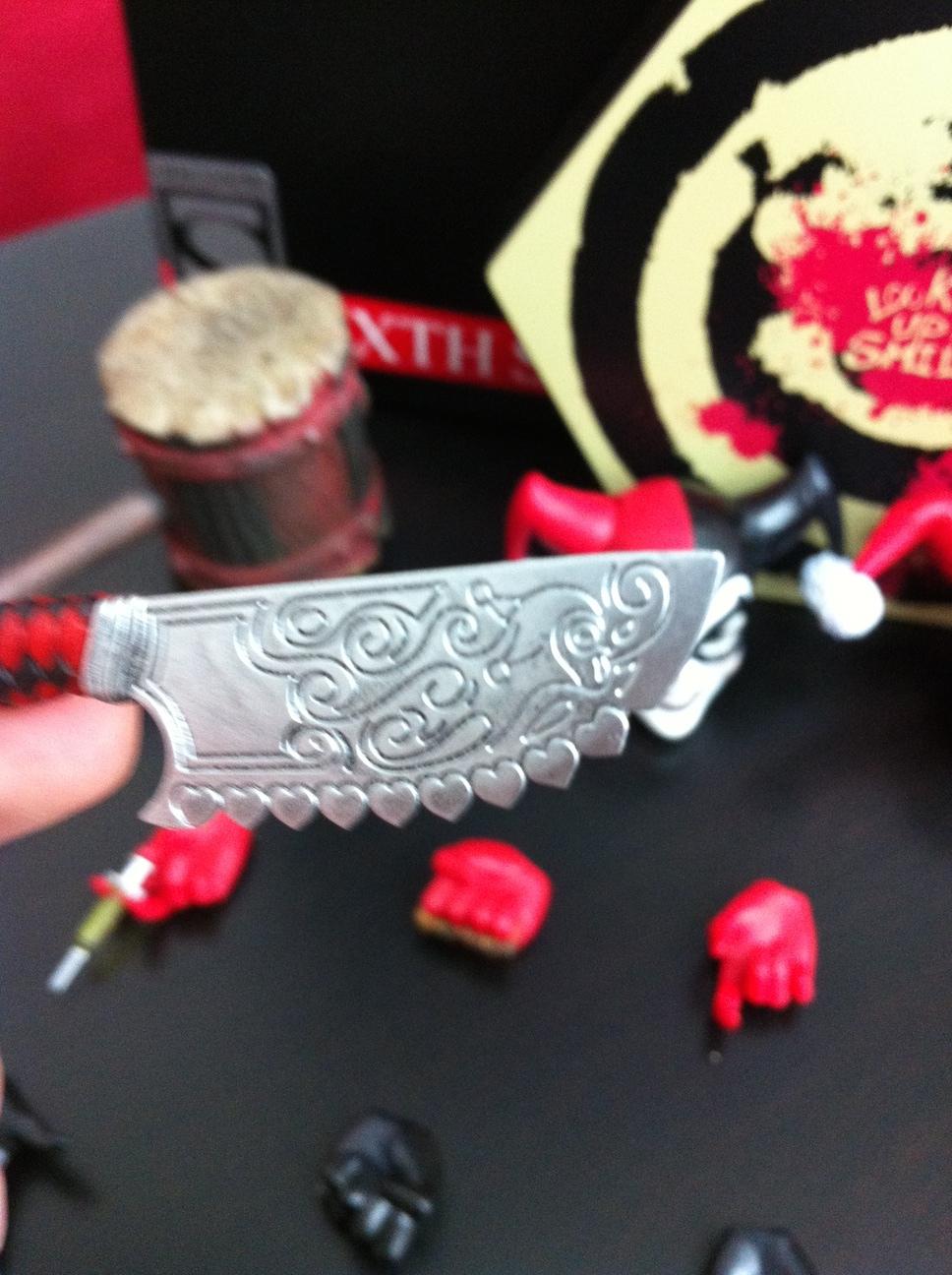 Blade Detail