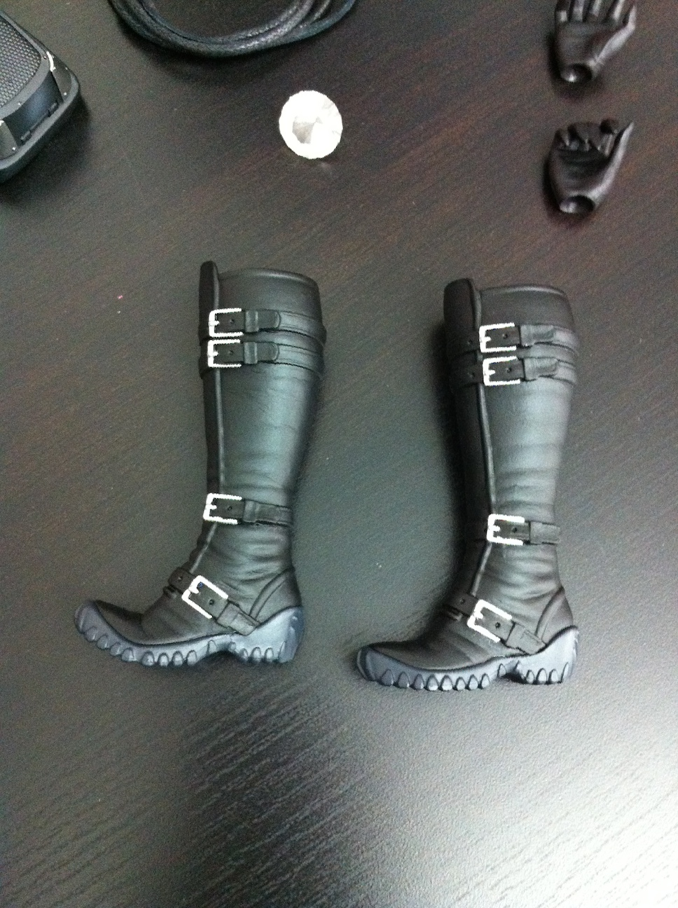 The Difference Between the Boots (It's Subtle)