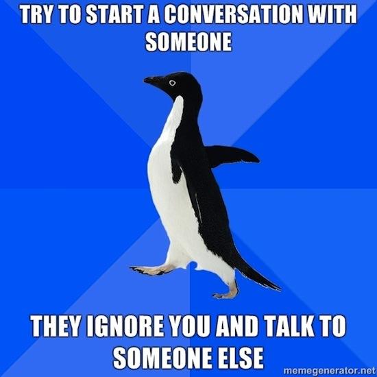 Conversation Fails