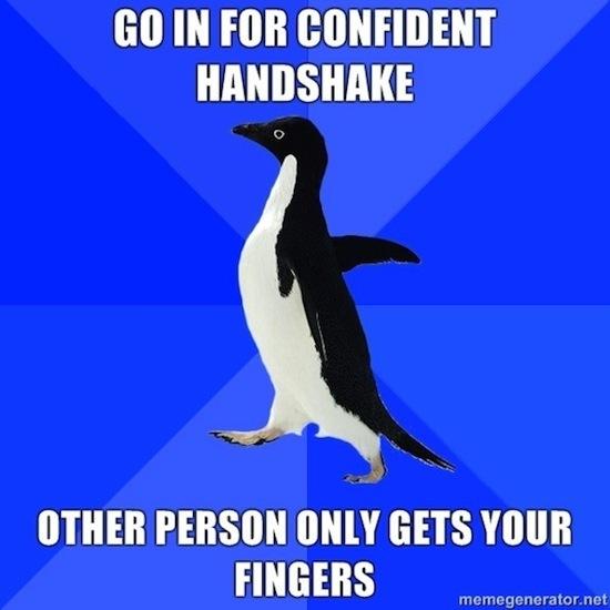Fingershake