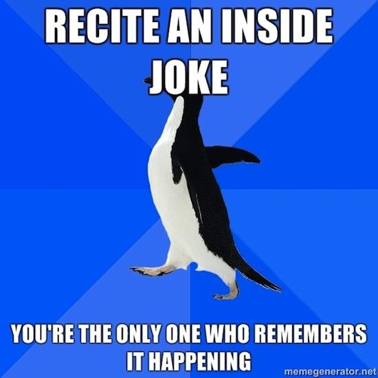 Inside-Inside Joke