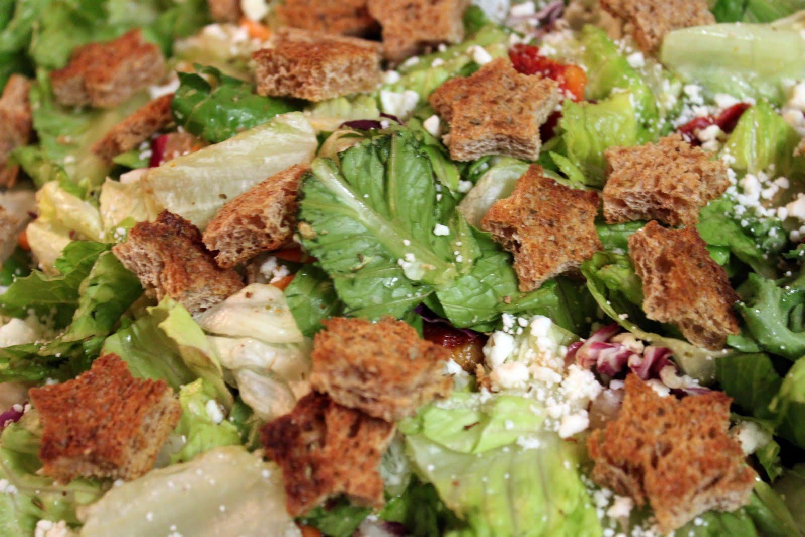 Boba Feta Salad