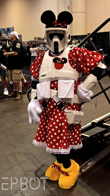 Minnie Mouse Trooper
