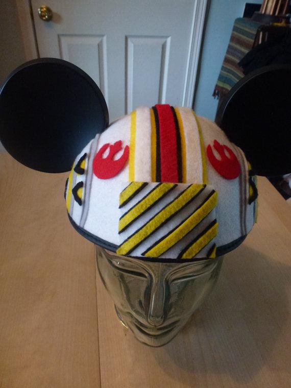 Luke's X-Wing Helmet