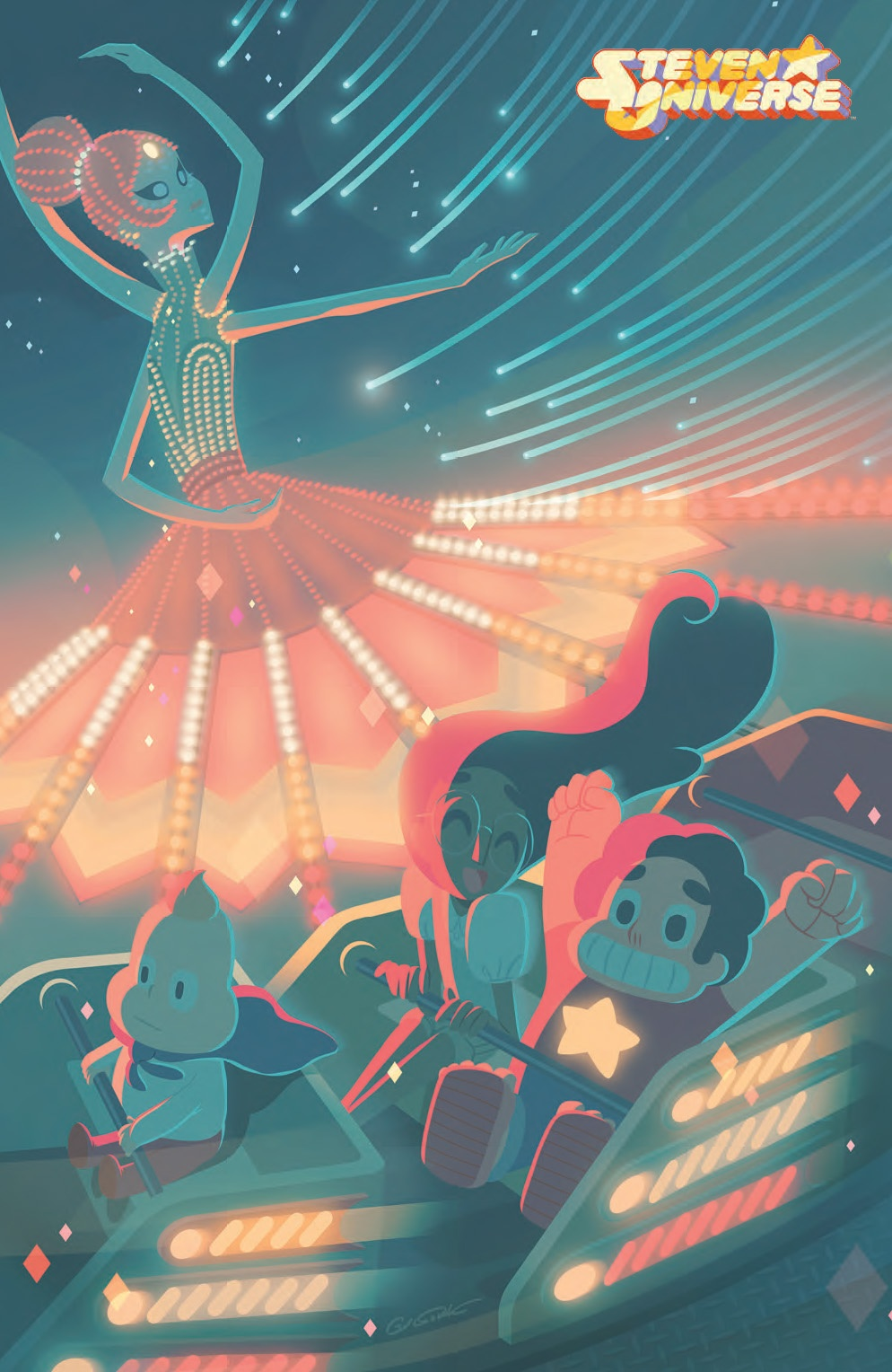 The Steven Lomazow Collection: Exclusive Preview BOOM! Studios Steven Universe #3