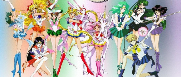 DVDs: Sailor Moon