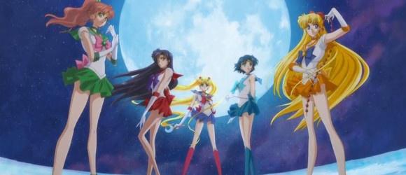 Streaming: Sailor Moon Crystal