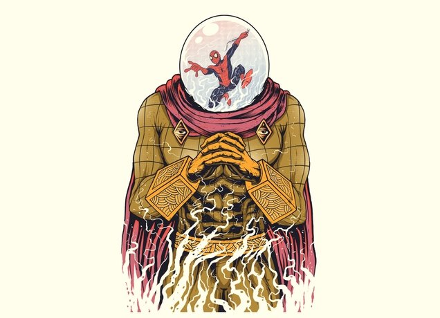 Mysterio is Watching...