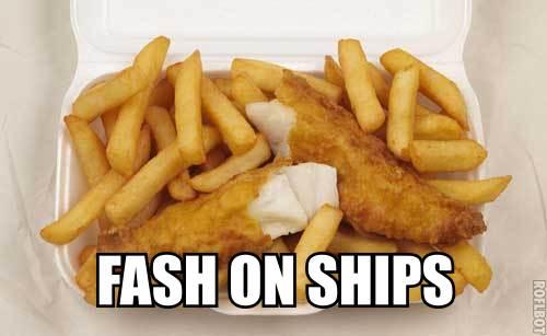 Fash On Ships