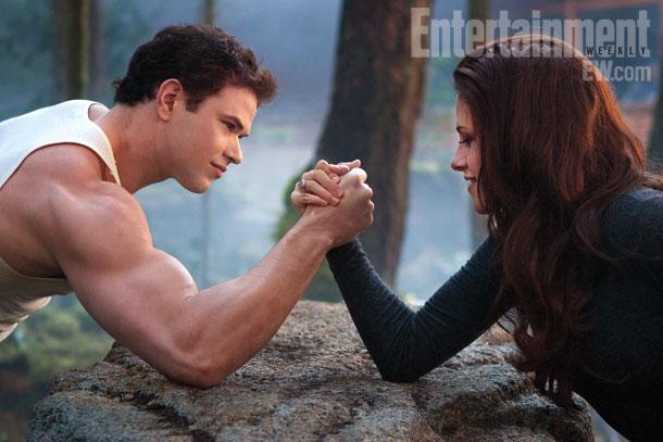 Emmett and Bella
