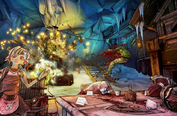Borderlands 2 (September; PC/PS3/Xbox 360)