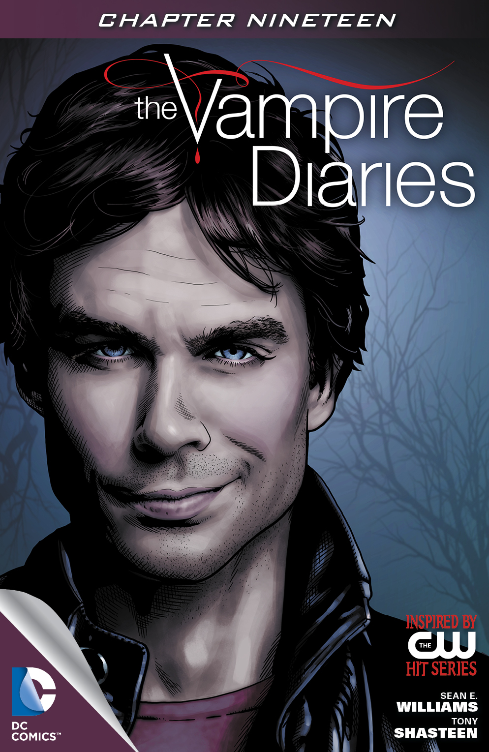 The Vampire Diaries Chapter 19