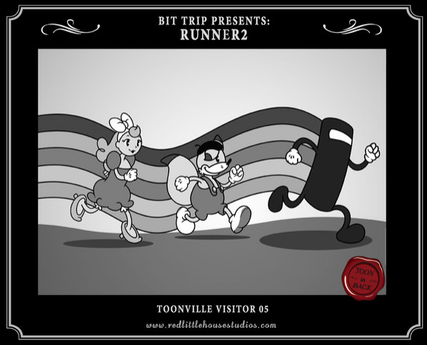 Bit.Trip Presents Runner 2